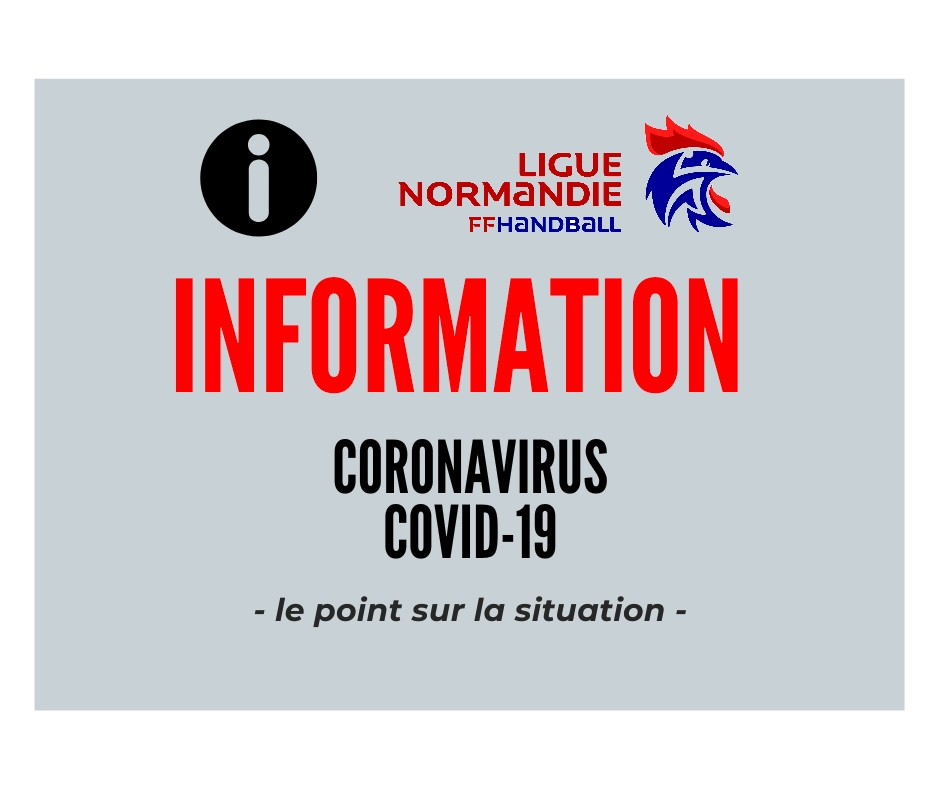 INFORMATION - COVID19
